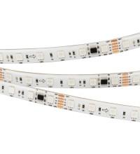 Лента DMX-5000SE-5060-60 24V Cx6 RGB (12mm, 14.4W/m, IP65) (ARL, Закрытый, IP65)