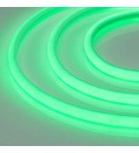 Лента RTW-5000PWT 24V Green 13mm (2835, 180 LED/m, High Temp) (ARL, 14.4 Вт/м, IP68)
