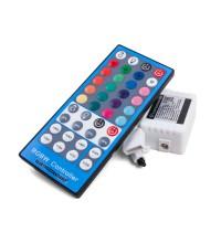 LSC 021 / Контроллер для лент 5050+5050 24V 60Led 10W IP20 RGBW, 5050 24V 60Led 14,4W IP20 RGBW