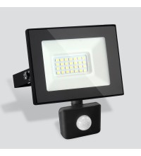 027 FL LED / Прожектор Elementary (с датчиком) 30W 6500K IP44