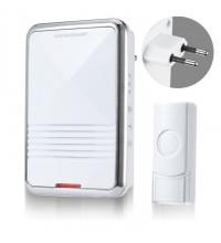 DBQ11M AC 36M IP44 / звонок электрический бытовой (дверной) / Белый