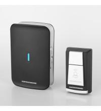 DBQ19M WL 36M IP44 / звонок электрический бытовой (дверной) / Черный