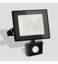 024 FL LED / Прожектор Elementary (с датчиком) 20W 6500K IP44