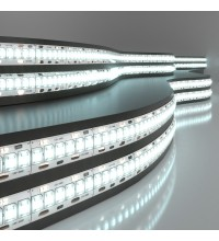 2835 12V 240Led 16W IP65 / Лента светодиодная 240Led 16W IP65 6500K холодный белый