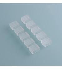 End Cup 220V 2835 / Заглушка для ленты Premium 220V 2835 универсальная (10pkt)
