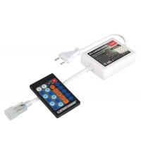 LSC 002 220V 3,5A 720W IP44 / Контроллер для осветительного оборудования Контроллер одноцветный с радио пультом (24 кнопки) LSC 002 220V