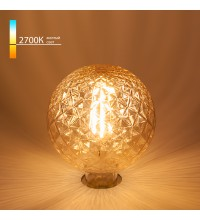 BL154 / Светодиодная лампа Globe 4W 2700K E27 Prisma (G95 тонированная)
