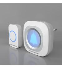 DBQ25M WL 36M IP44 / звонок электрический бытовой (дверной) / Белый