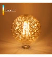 BL155 / Светодиодная лампа Globe 8W 2700K E27 Prisma (G125 тонированная)