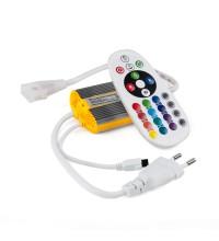 LSC 018/ Контроллер для ленты LS002 220V RGB (50m)