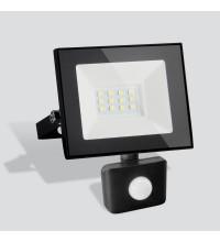 021 FL LED / Прожектор Elementary (с датчиком) 10W 6500K IP44