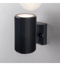 1404 TECHNO / Светильник садово-парковый черный