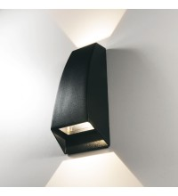 1016 TECHNO / Светильник садово-парковый со светодиодами черный