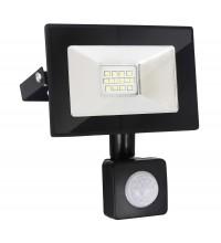016 FL LED/ Прожектор (с датчиком) 10W 6500K IP54