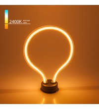 BL150/Светодиодная лампа Art filament 4W 2400K E27 round