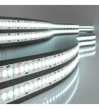 2835 12V 240Led 24W IP20 / Лента светодиодная 240Led 24W IP20 6500K холодный белый