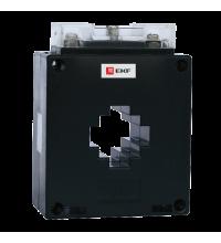 Трансформатор тока ТТЕ 30 150/5А кл. точн. 0.5 5В.А EKF tte-30-150/tc-30-150