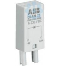 Варистор LEDCR-P/M-92CV 110-230В AC/DC зел. ABB 1SVR405655R1100