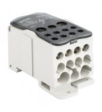 Блок распределительный КРОСС крепеж на панель и DIN КБР-250А EKF plc-kbr250