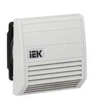 Вентилятор с фильтром 21куб.м/час IP55 ИЭК YCE-FF-021-55