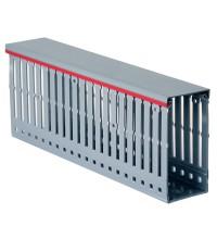 Кабель-канал перфорированный 25х60 L2000 RL6 G ДКС 01166RL
