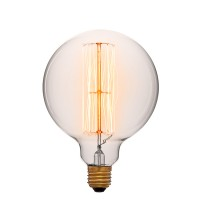 FL-Vintage G125 60W E27 220В 125*178ммFoton LIGHTING - ретролампа накаливания шар