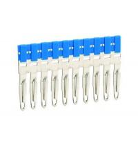 Перемычка втычная изол. 30 полюсов шаг 5мм син. ДКС ZPTP0230B