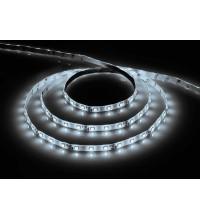 Лента светодиодная LEDх60/м 5м 14.4w/m 12в белый (LS606 белый) Feron