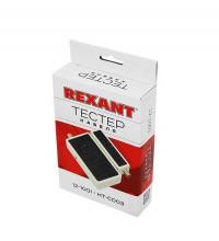 Тестер кабеля RJ45+BNC (HT-C003) (TL-5248) Rexant 12-1001