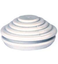 Ввод кабельный для труб d20 IP55 серый ДКС 54520