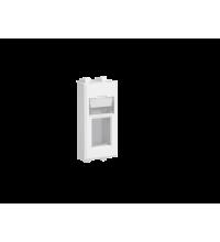 "Адаптер для Keystone 1мод. Avanti ""Белое облако"" ДКС 4400201"
