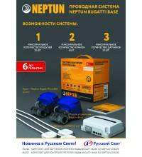 Комплект для контроля протечек воды Bugatti Base 3/4 Neptun 2156530