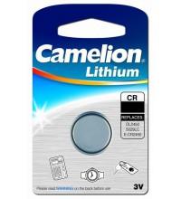 Элемент питания литиевый CR CR1220 BL-1 (блист.1шт) Camelion 3071