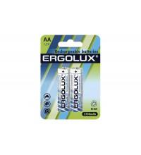 Аккумулятор AA-2700мА.ч Ni-Mh BL-2 NHAA2700BL2 1.2В (блист.2шт) Ergolux 12445
