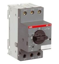 Выключатель авт. защиты двиг. MS-116-1.6 50kA ABB 1SAM250000R1006