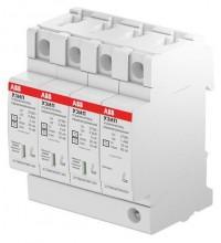Устройство защиты от импульсных перенапр. (УЗИП) OVR H T2-T3 3N 20-275 P QSOVR H T2-T3 3N 20- ABB 2CTB803973R1800
