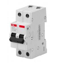 Выключатель авт. мод. 2п С 10А 4.5кА Basic M BMS412C10 ABB 2CDS642041R0104