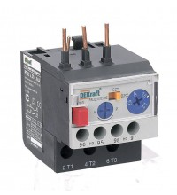 Реле электротепл. РТ-03 для конт. 09-18А 1.20-1.80А SchE 23108DEK