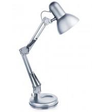 Светильник KD-313 C03 настол. 230В 60Вт E27 серебро Camelion 13641