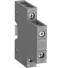 Контакт дополнительный 1НО+1Н3 CAL4-11 бок. для контакторов AF09-38 и NF ABB 1SBN010120R1011