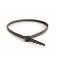 Хомут кабельный 12.5х1000 полиамид черн. (уп.50шт) ДКС 25343