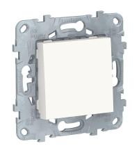 Выключатель 1-кл. UNICA NEW (сх.1) 10AX 250В бел. SchE NU520118