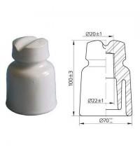 Изолятор штыревой ТФ-20 АФЗ ЦБ-00004139