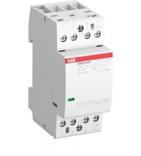 Контактор ESB25-40N-06 модульный (25А АС-1 4НО) катушка 230В AC/DC ABB 1SAE231111R0640