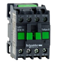 Контактор 3п 250А 1НО+1НЗ 220В AC TeSys E (ПМ12-250150) SchE LC1E250M5