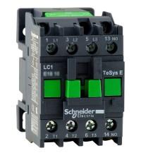 Контактор 3п 18А 1НО 380В AC TeSys E SchE LC1E1810Q5