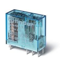 Реле миниатюрное 2CO 8А кат. 24В DC FINDER 405270240000