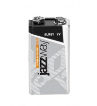 Элемент питания алкалиновый 6LR61 Ultra Alkaline BL-1 JAZZway 5005075