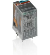 Реле CR-M024AC4 24B AC 4ПК (6А) ABB 1SVR405613R0000