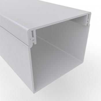 Кабель-канал 40х40 L2000 бел. Rexant 28-4040-2